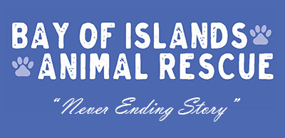 Bay of Islands Animal Rescue Logo
