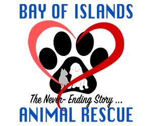Bay of Islands Animal Rescue Logo